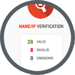 reviewing IP verification